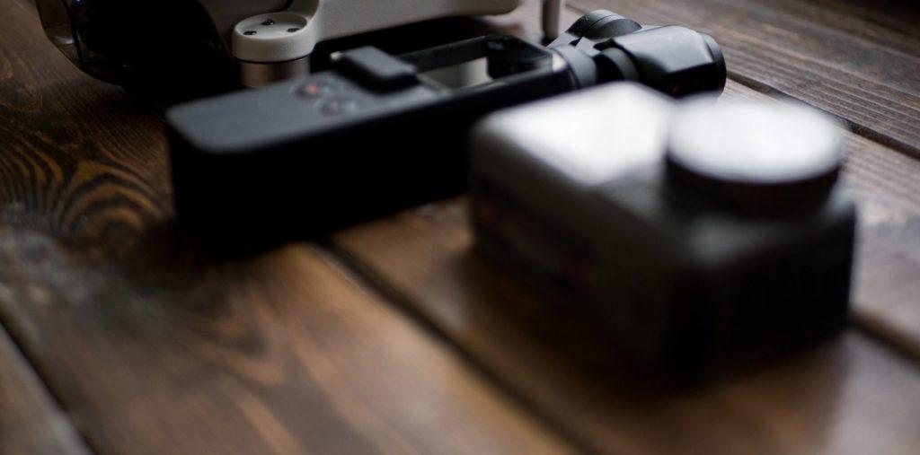 新型アクションカメラ【Osmo Pocket】:GoProとの違い