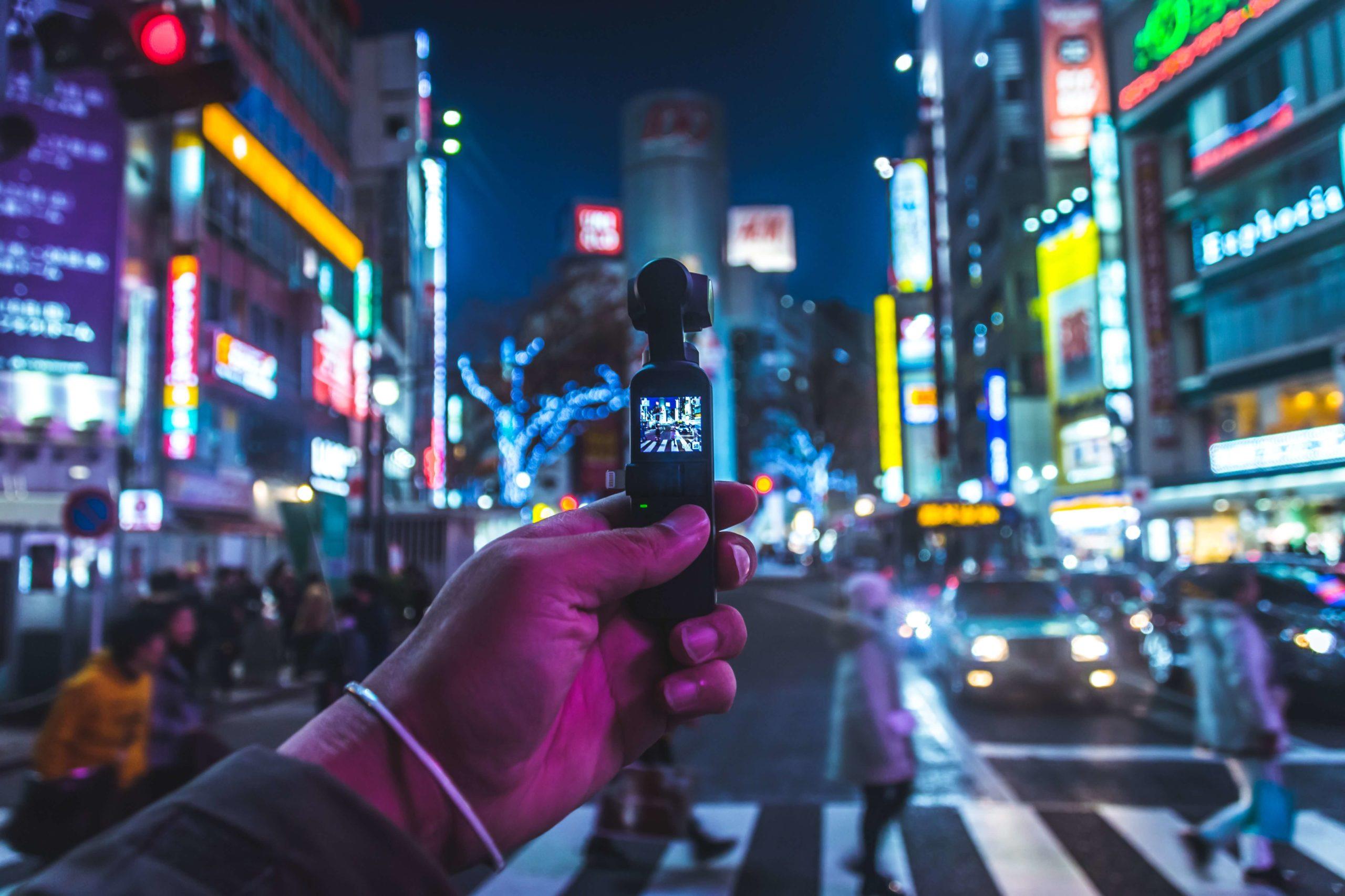 【 Osmo Pocket 】新型アクションカメラを徹底解説