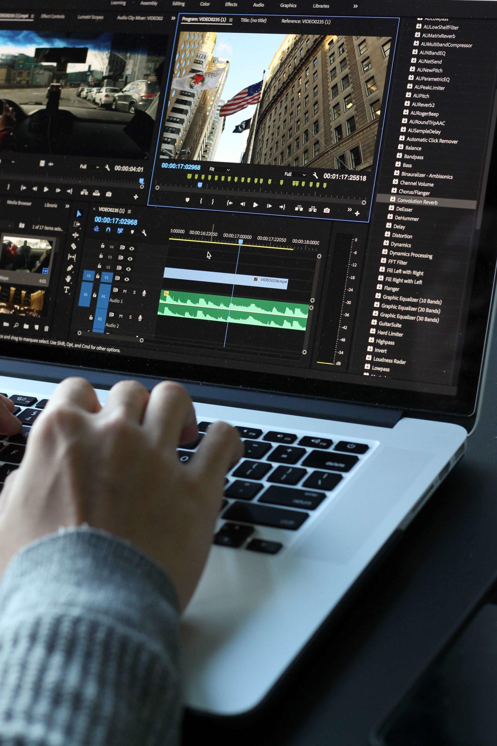 動画編集に必要なものについて【 超初心者向け 】趣味とビジネスで分けて考えよう