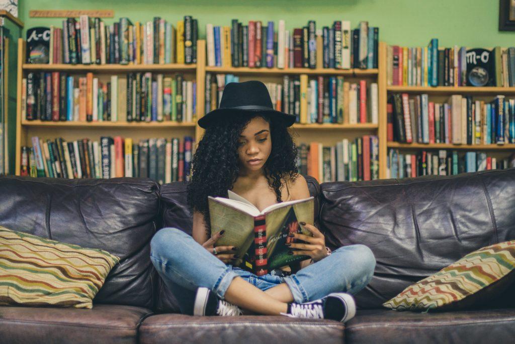 『 おうち時間 』の楽しみ方:読書