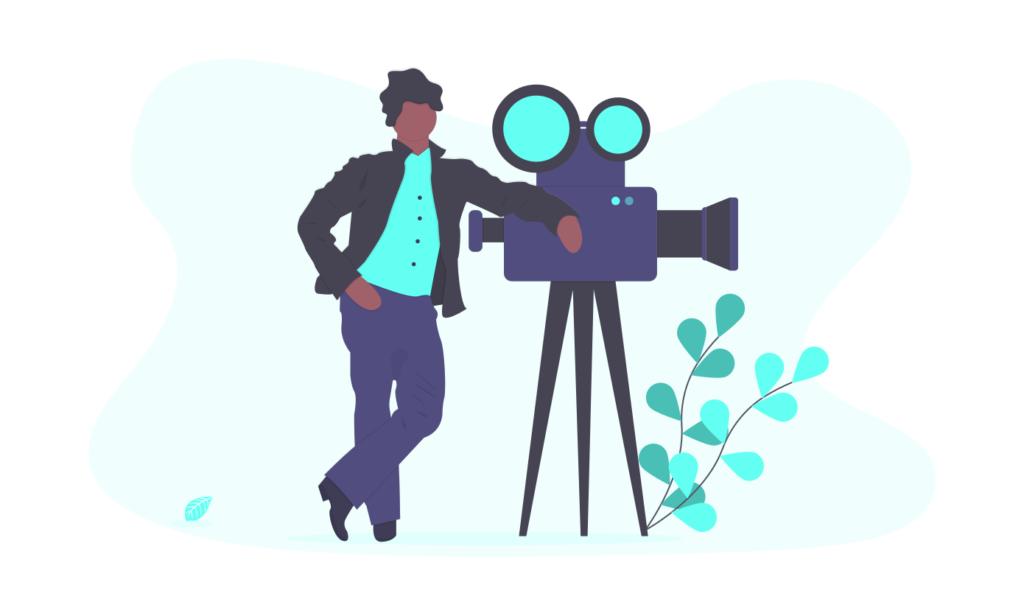 動画編集用素材を自分で用意する方法