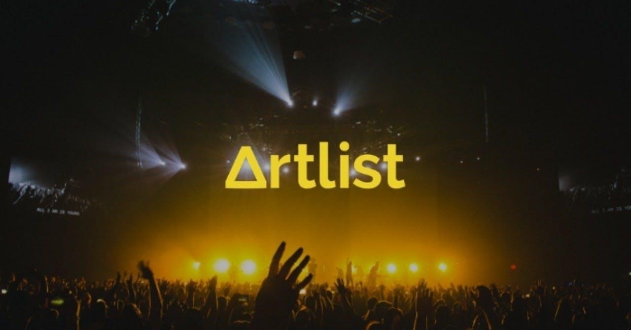 著作権フリー音楽なら「Artlist」一択【 無料特典あり 】