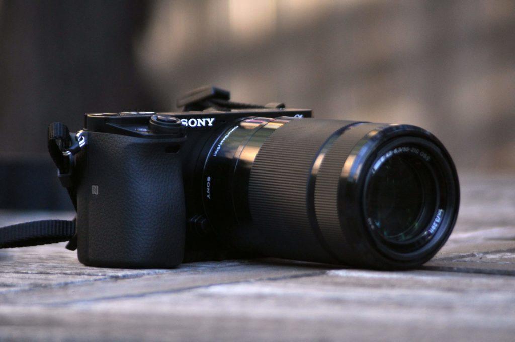 【初心者向け 】映像制作用カメラ:SONY α6000シリーズ